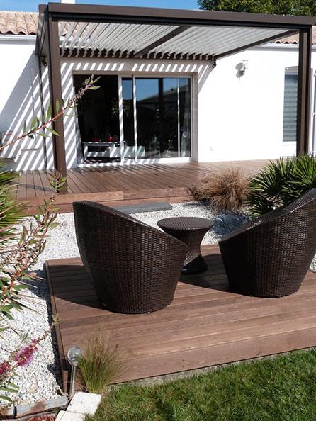 Spécialiste de la terrasse en bois en Charente-Maritime