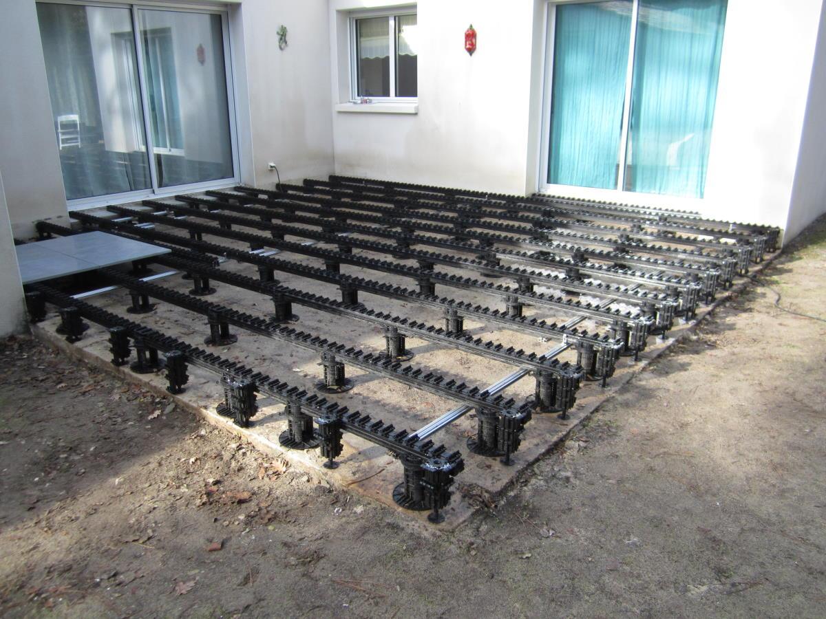 Structure rail aluminium Perfect Rail