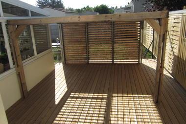 Aménagement d'un espace cosy à Surgères (17)