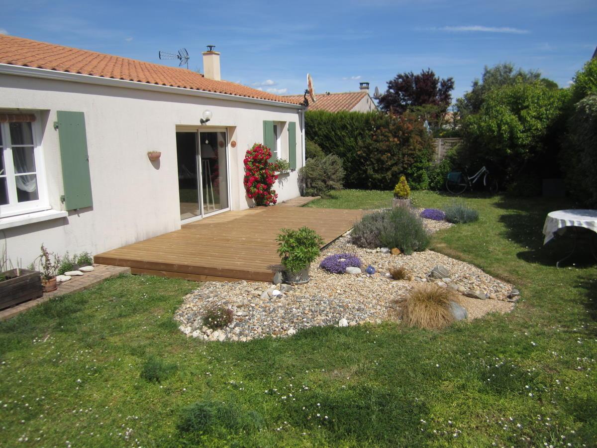 Remplacement terrasse bois près de La Rochelle (17)