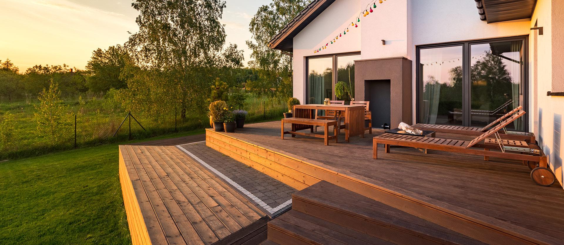 Quel Est Le Meilleur Bois Pour Terrasse entreprise spécialiste de la terrasse en bois en charente